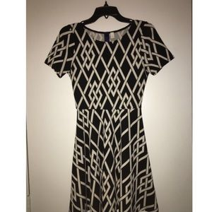 Kaleidoscope Form-fitting Dress